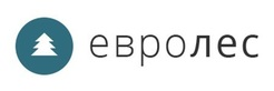 Логотип База пиломатериалов «Евролес» - фото лого