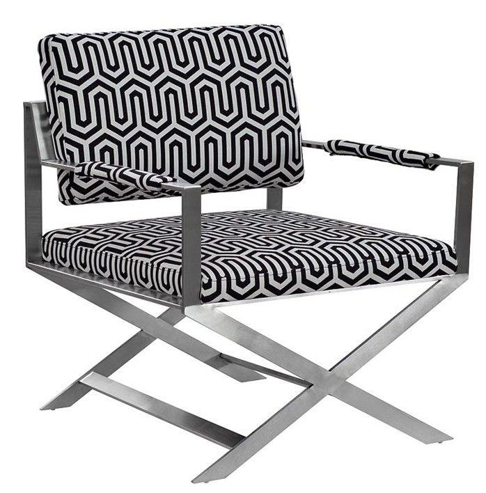 Кресло Garda Decor ZW-661 - фото 1