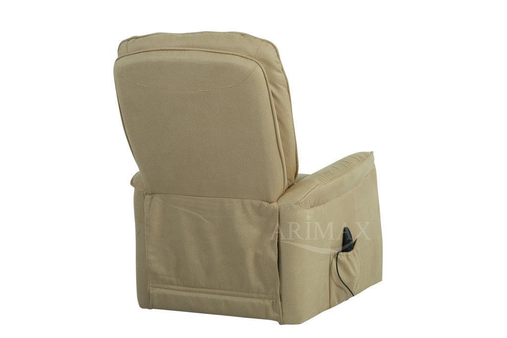 Кресло Arimax Dr Max DM02007 (Песочно-коричневый) - фото 7