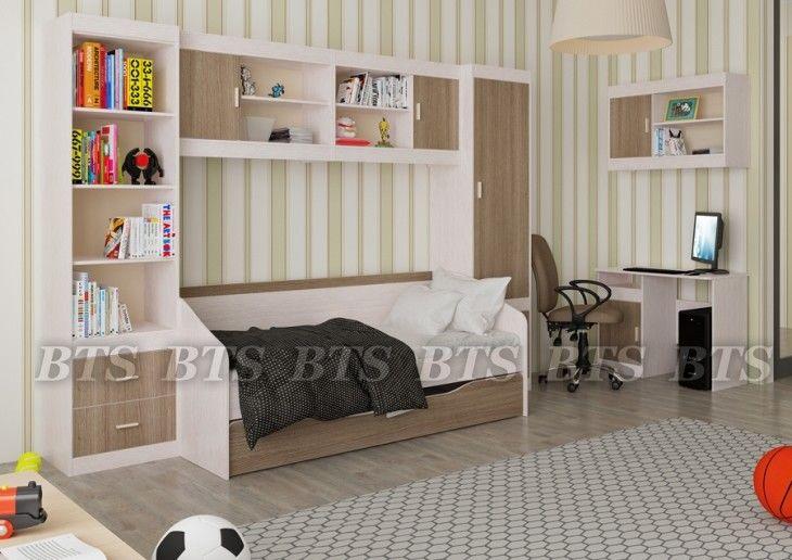Детская комната BTS Паскаль - фото 5