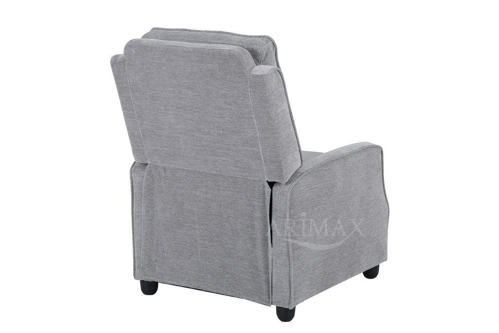 Кресло Arimax Dr Max DM02001 (Светло-серый) - фото 8