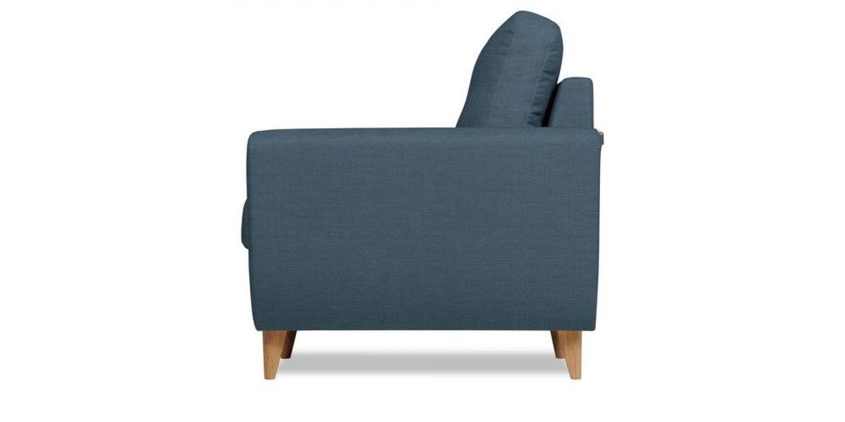 Кресло WOWIN Хоум (Денимовая рогожка) - фото 4