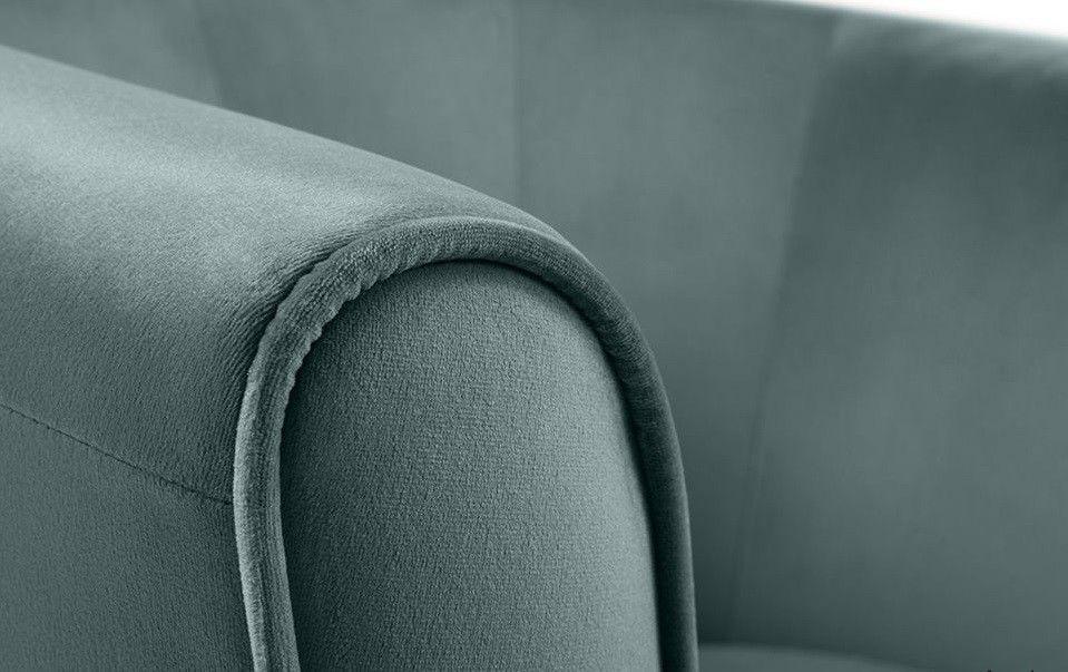 Кресло Woodcraft Лилла Barhat Mint - фото 4