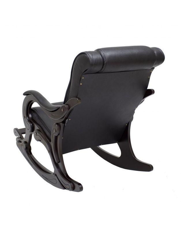 Кресло Impex Модель 77 Экокожа (oregon 120) - фото 6