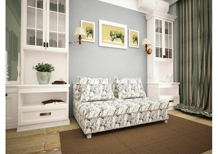 Диван Раевская мебельная фабрика Малыш флок люкс 00582 - фото 1