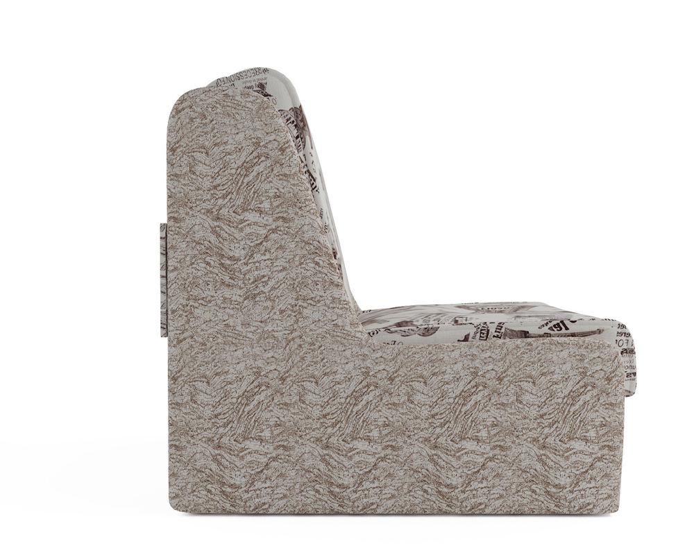 Кресло Мебель-АРС Аккорд №2 (газета коричневая) - фото 7