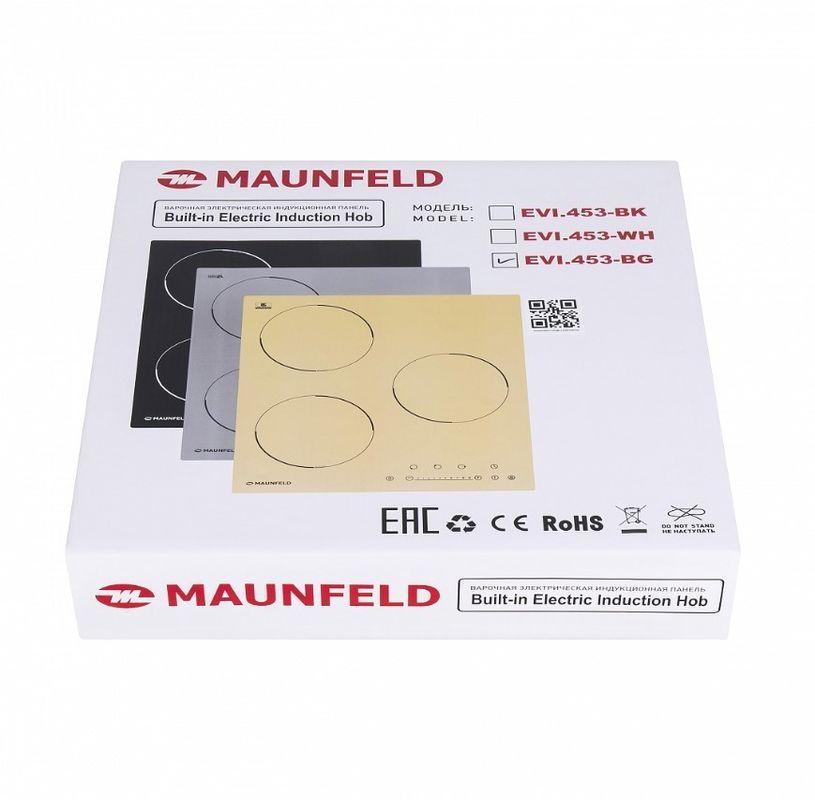 Варочная панель Maunfeld EVI.453-BG бежевый - фото 10