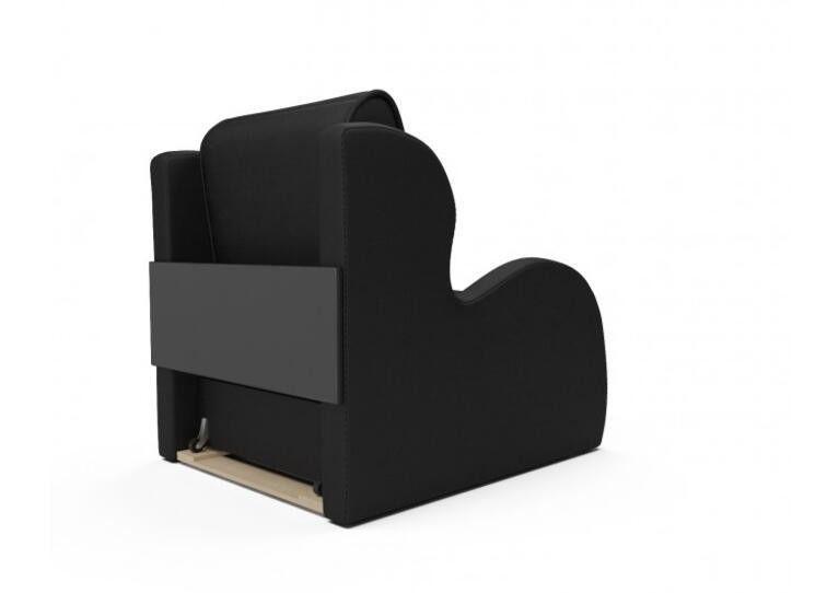 Кресло Craftmebel Кармен-2 (черный кожзам) - фото 5