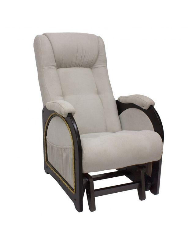 Кресло Impex Модель 48  verona (light grey) - фото 1