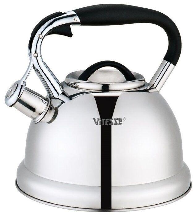 Vitesse Чайник Со свистком VS-1126 2,7 л - фото 1