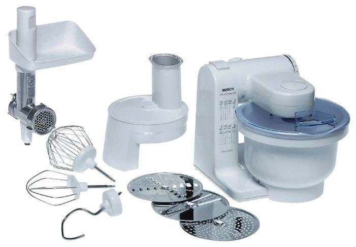 Кухонный комбайн Bosch MUM 4406 - фото 1