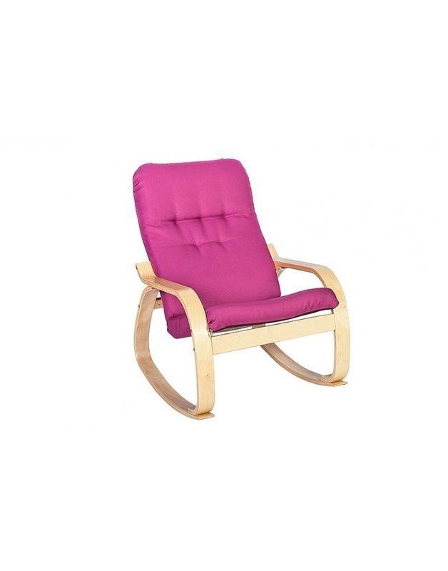 Кресло Impex Сайма натуральный (berry) - фото 1
