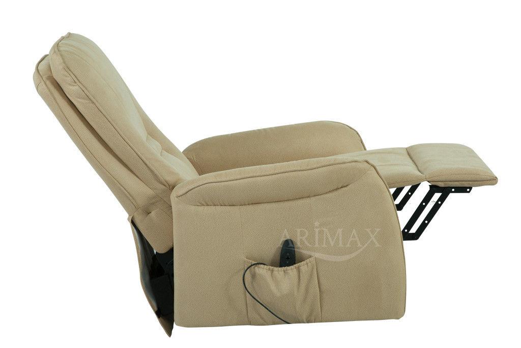 Кресло Arimax Dr Max DM02007 (Песочно-коричневый) - фото 4