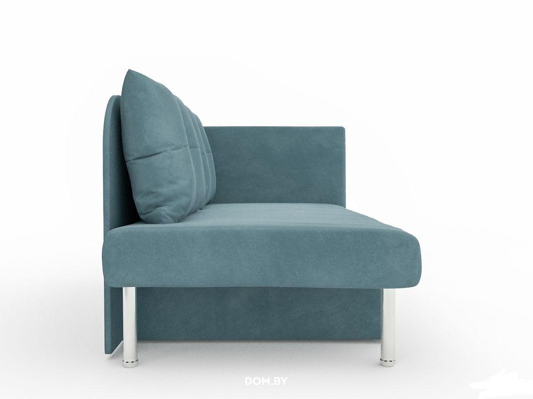 Диван Мебель-АРС Алиса Luna 089 голубой - фото 4