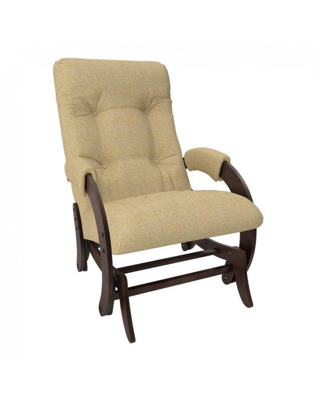 Кресло Impex Кресло-гляйдер Модель 68 Мальта орех (Мальта 15) - фото 3