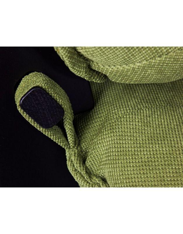 Кресло Impex Модель 11 verona (light grey) - фото 4