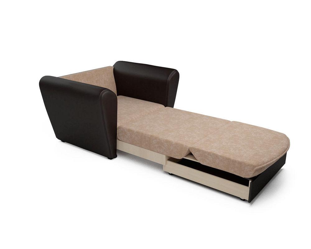 Кресло Мебель-АРС Квартет - кордрой - фото 7