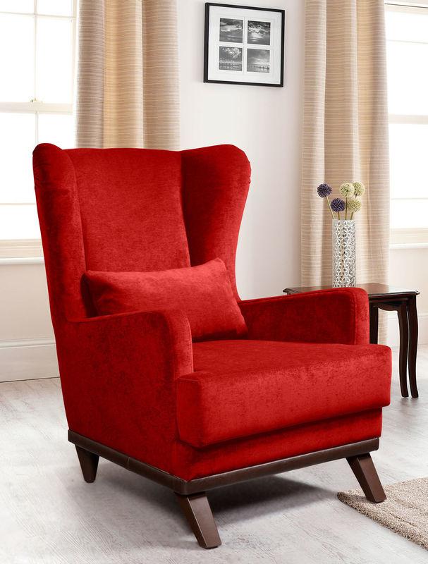 Кресло ZMF Хьюстон Red - фото 1
