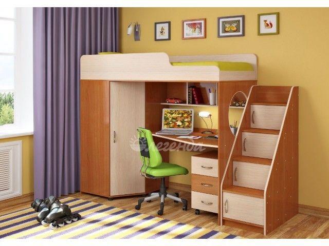 Двухъярусная кровать Легенда 4.3 - фото 8