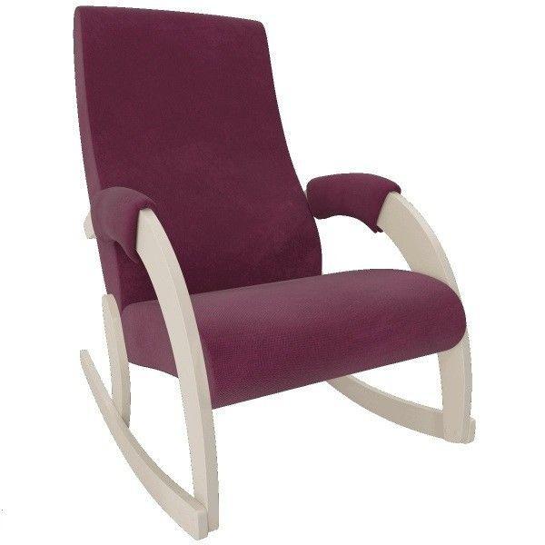 Кресло Impex Модель 67М Verona Cyklam сливочный - фото 1