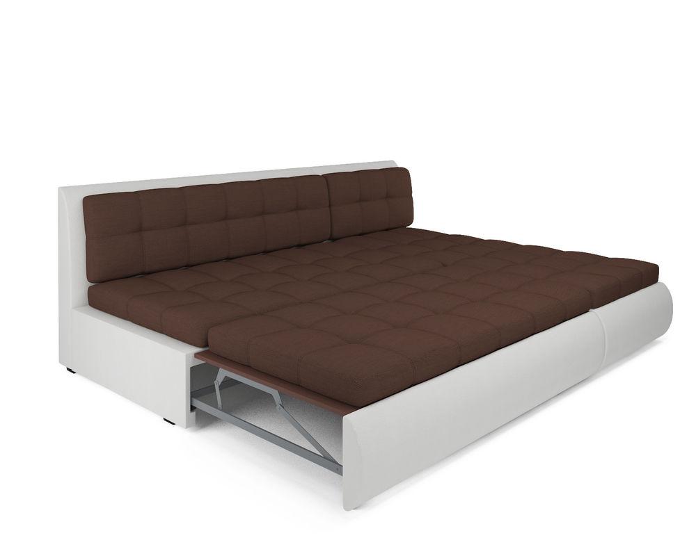 Диван Мебель-АРС Кормак (рогожка шоколад) - фото 6