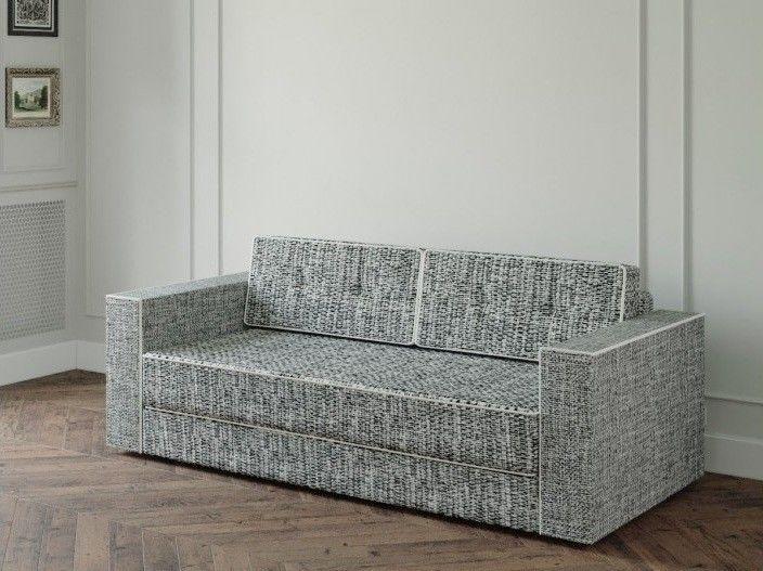 Диван Настоящая мебель Ванкувер Модерн (модель: 00-000034539) светло-серый - фото 1