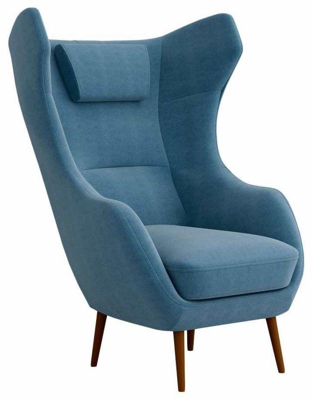 Кресло R-Home Сканди-2 RST_4017223h_blue, синий - фото 1