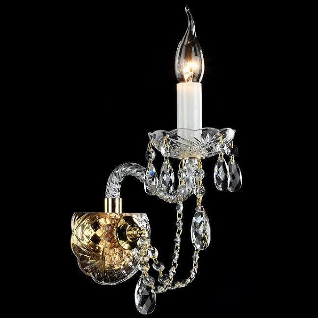 Настенный светильник Maytoni Beatrix DIA019-01-G - фото 1