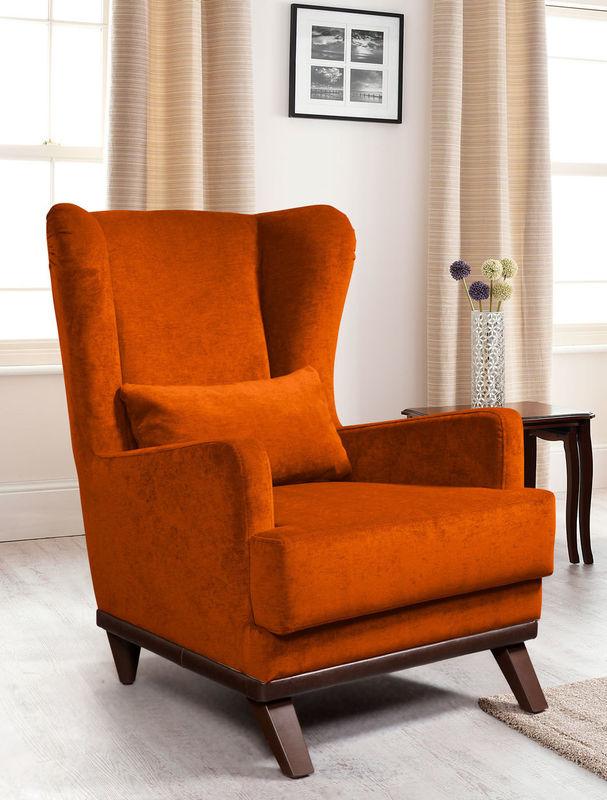 Кресло ZMF Хьюстон Orange - фото 1