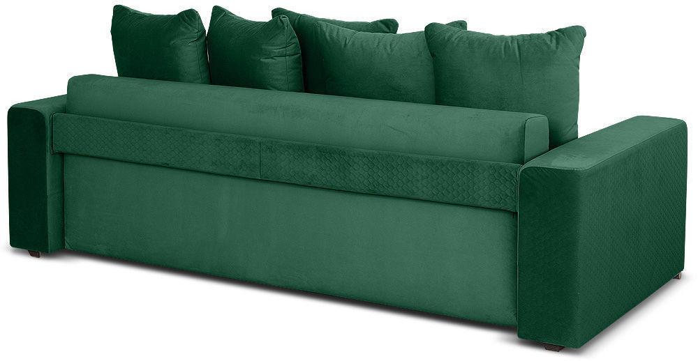 Диван Woodcraft Корсо Velvet Emerald - фото 3