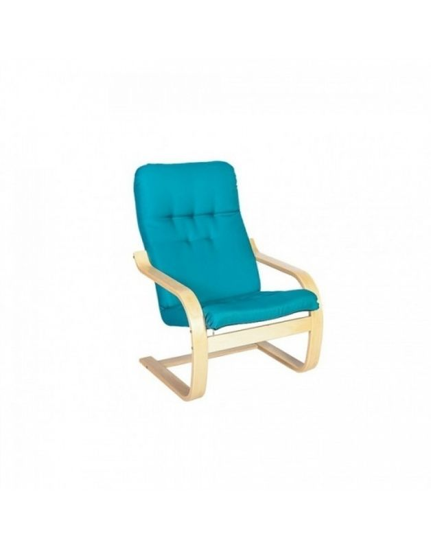 Кресло Impex Сайма ткань (emerald) - фото 1