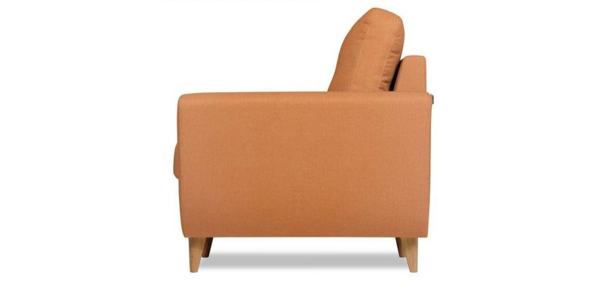 Кресло WOWIN Хоум (Бледно-лососевый велюр) - фото 4