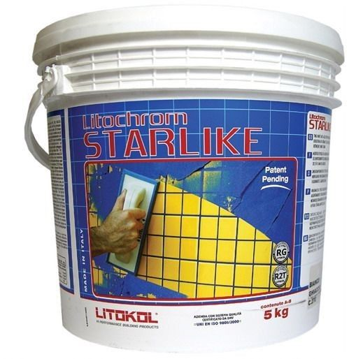 Фуга Litokol LITOCHROM STARLIKE (2.5 кг.) - фото 1