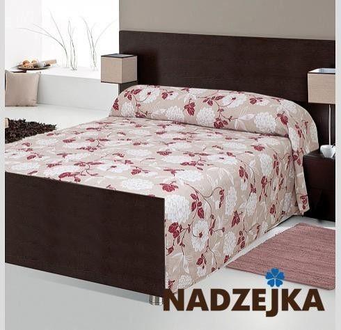 Покрывало Nadzejka Мелиса (двуспальный) коричневый - фото 2
