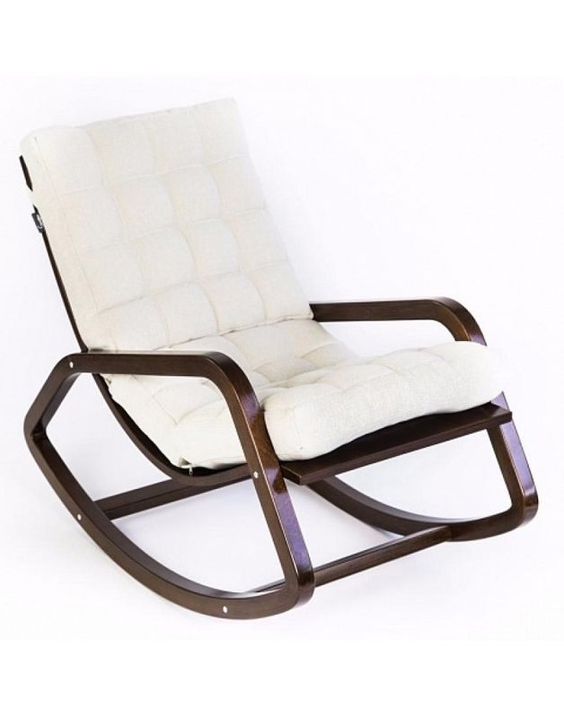 Кресло Impex Онтарио вишня - фото 1