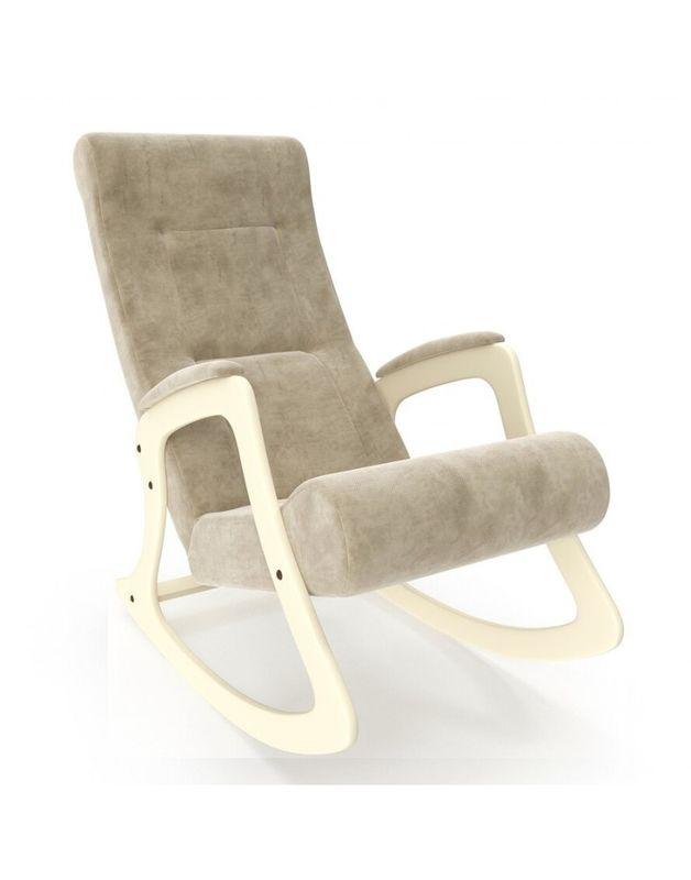 Кресло Impex Модель 2 Verona сливочный (Antrazite grey) - фото 6