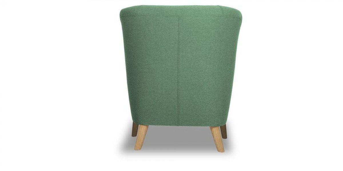 Кресло WOWIN Ингрид (Мятная рогожка) - фото 5
