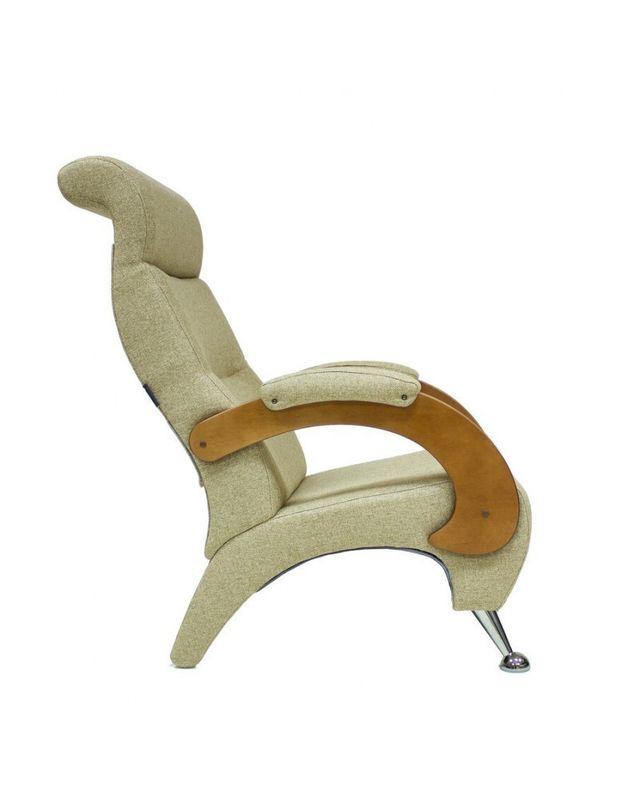 Кресло Impex Модель 9-Д орех (Мальта 3) - фото 4