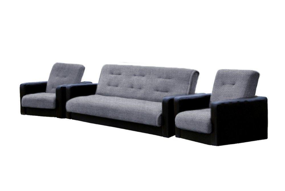 Набор мягкой мебели Квартет Комплект Лондон Комби - фото 4