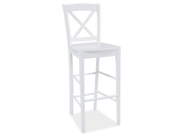 Барный стул Signal CD-964 (белый) - фото 1