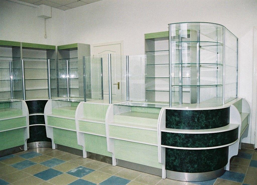 Торговая мебель VMM Krynichka Пример 230 - фото 1