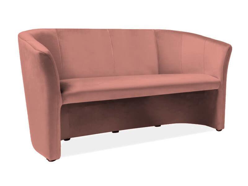 Кресло Signal TM-3 VELVET Bluvel52 (античный розовый) TM3V52 - фото 1