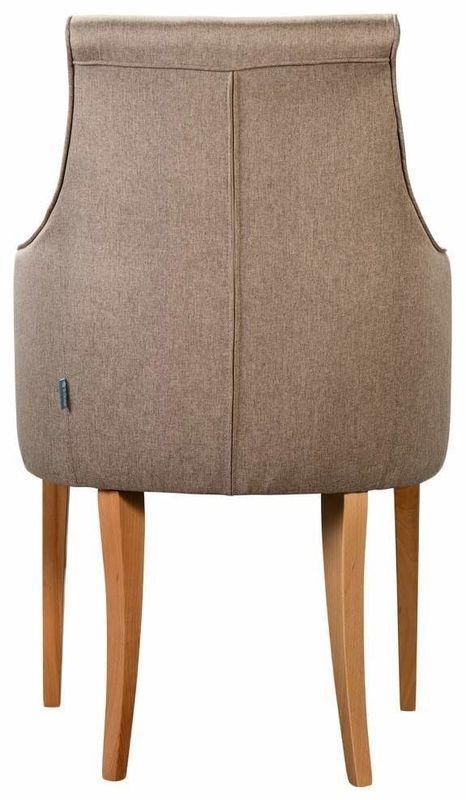 Кресло R-Home Чикаго RST_4000611_Brown, бежевый - фото 4