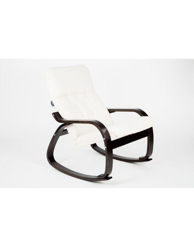 Кресло Impex Сайма венге (Гардения) - фото 1