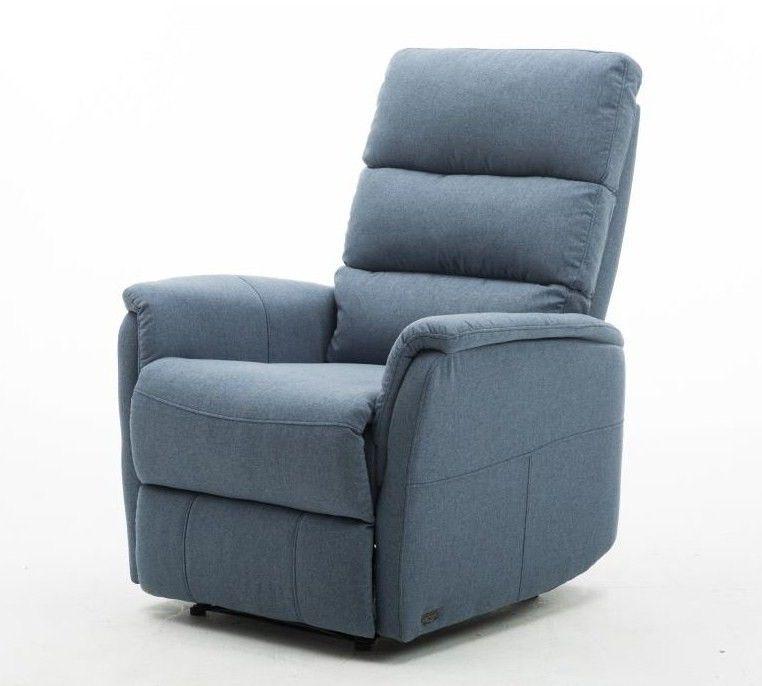 Кресло Arimax Dr Max DM05002 (Джинс) - фото 6