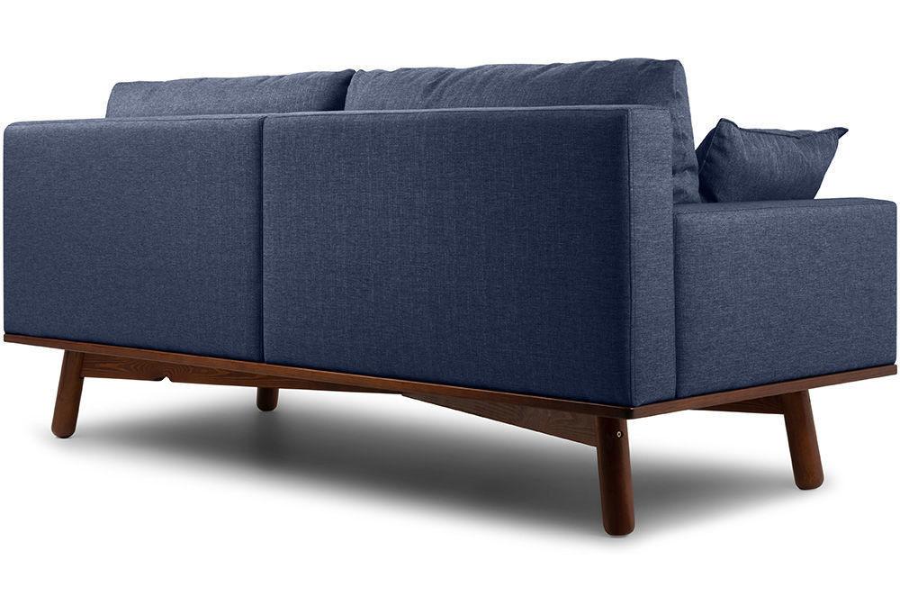 Диван Woodcraft Миннесота Textile Blue - фото 5