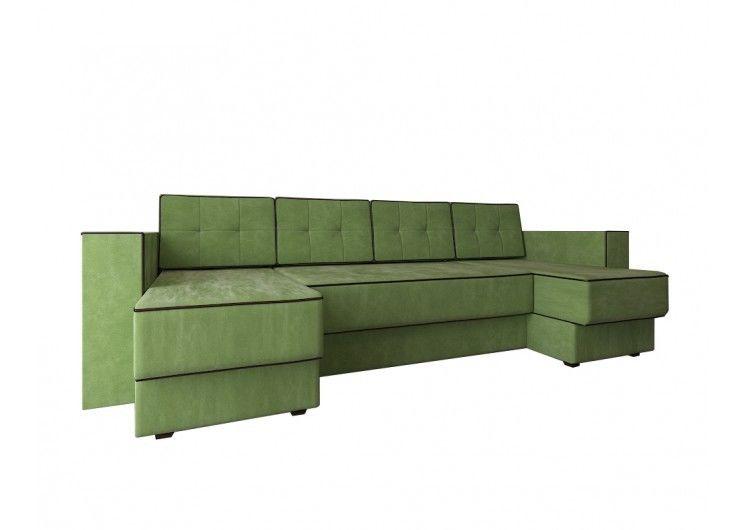 Диван Настоящая мебель Константин п-образный Орландо (модель 92) - фото 2