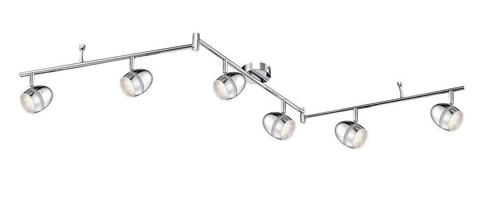 Настенно-потолочный светильник Arte Lamp Bombo A6701PL-6CC - фото 1