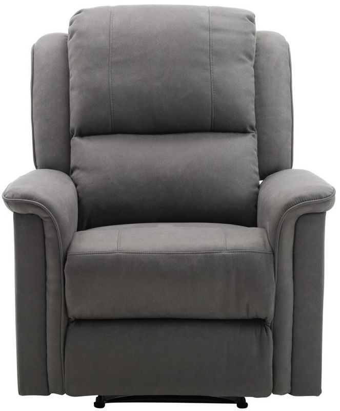 Кресло Arimax Dr Max DM05004 (Серый) - фото 1