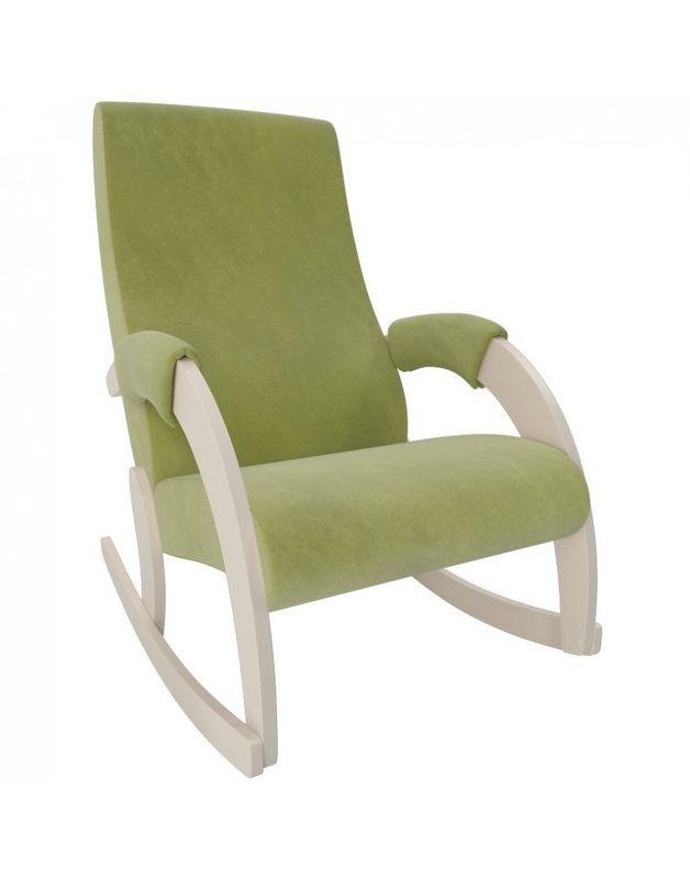Кресло Impex Модель 67M  Verona сливочный (apple green) - фото 1
